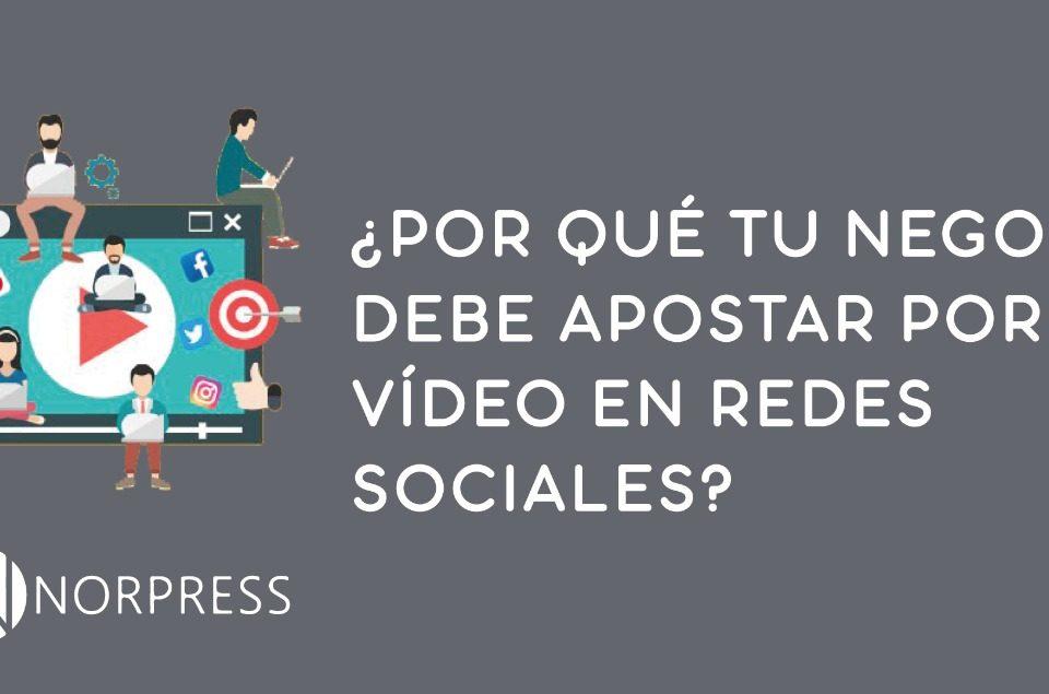 B2B redes sociales norpress